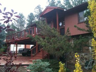 Quadmanor is Located in the Coconino Forest - Flagstaff vacation rentals