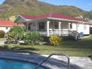 Mango tree villa near beach, town - Saint Vincent vacation rentals