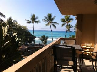 Great Ocean View in a smaller complex in Kona - Kailua-Kona vacation rentals