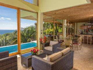 $1000 Off Special!! NEW!! Luxury Ocean View Home! - Manuel Antonio National Park vacation rentals