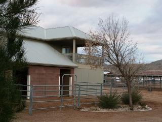 River's Edge Ranch...Home on Top of The Barn - Saint George vacation rentals