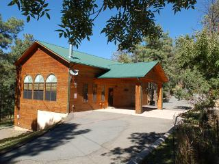 The Texas Star Cabin - Alto vacation rentals