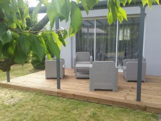 Maison 80m² & jardin 500m² à Angers (Wifi Gratuit) - Angers vacation rentals