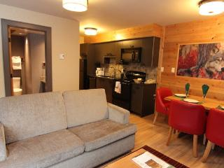 Banff Rocky Mountain Resort Updated 2 Bedroom Wolf Condo - Banff vacation rentals