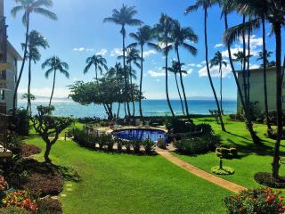 Ocean View Condo -WiFi in unit- Kanai A Nalu #213 - Maalaea vacation rentals