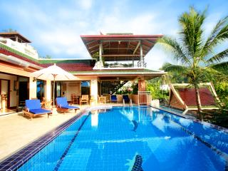 Winner - Best villa with private pool and chef - Kata vacation rentals