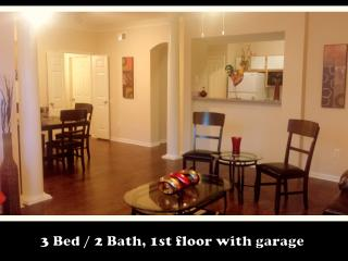 #317- Furnished Apt 1st Floor w/ Garage, POOL VIEW - Stafford vacation rentals