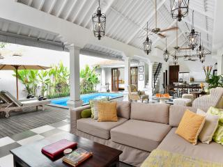 VILLA  KAILYSA INDAH 2BR LUX/POOL 5MINS TO BEACH - Seminyak vacation rentals