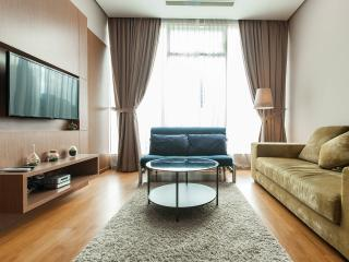 4 mins Walk to KLCC 2 bedrooms Soho Suites for 6 - Kuala Lumpur vacation rentals