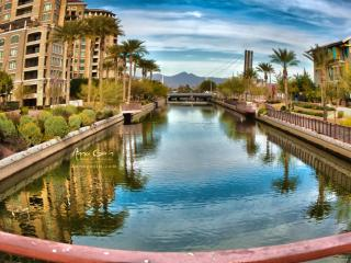 AMAZING OLD TOWN LOCATION-POOL/SPA/BBQ/SLEEPS 6 - Scottsdale vacation rentals
