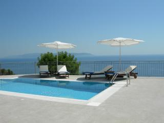 Villa Penelope Boundless Sea & Mountain Views - Lourdas vacation rentals