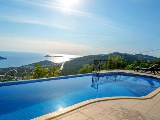 8 Person Villa, Secluded Pool & Magnificent Views - Kalkan vacation rentals