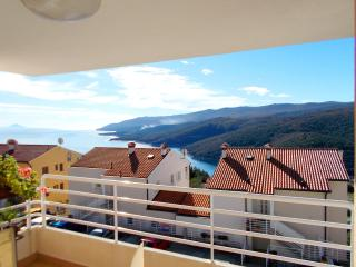 APARTMENT WITH AMAZING SEA VIEW - Rabac vacation rentals