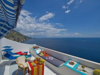 Bright Condo with Internet Access and A/C - Praiano vacation rentals