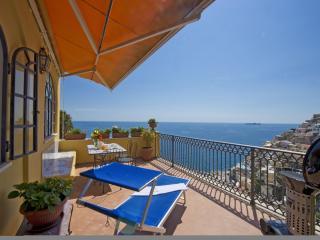1 bedroom Apartment with Internet Access in Positano - Positano vacation rentals