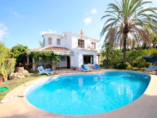 Nice 4 bedroom Javea House with Internet Access - Javea vacation rentals