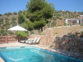 Nice 2 bedroom Frigiliana House with Shared Outdoor Pool - Frigiliana vacation rentals