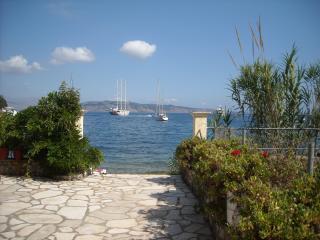 Villa Elsi's lower apartment - Kalami vacation rentals