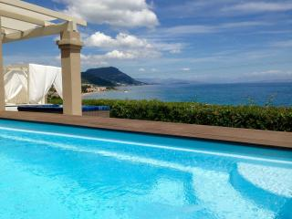 Design Villas, Private Pool with Jacuzzi Jets, Sea View - Messonghi vacation rentals
