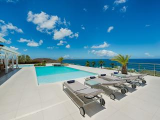 Ideal for Couples & Groups, Heated Pool, Short Walk to Beach, Contemporary Villa - La Savane vacation rentals
