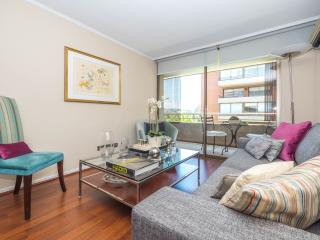 Elegant 2 Bedroom Apartment Near Parque Araucano - Santiago vacation rentals