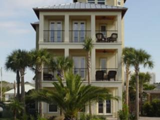 Front View Of Tropical Oasis I. - 20% discount for May and June! 6Bd/7Bth Home With Pool! - Destin - rentals