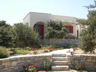 All-on-one-level ground floor villa with sea view - Agios Prokopios vacation rentals
