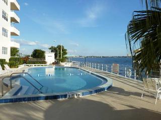 Seasonal Riverfront Condo - Cape Coral vacation rentals