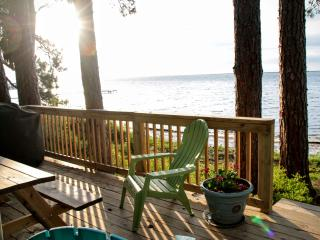 Private vacation home with gorgeous beach views! - Carrabelle vacation rentals