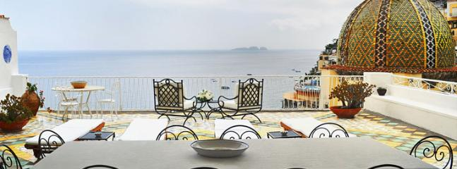 furnished terrace in the heart of Positano - positanese - Positano - rentals