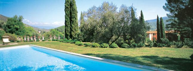 swimming pool - villa cardinale - Lucca - rentals