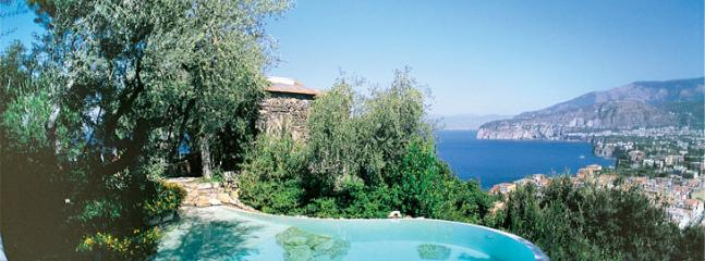Views of the Sorrento coastline cost - perla - Sorrento - rentals