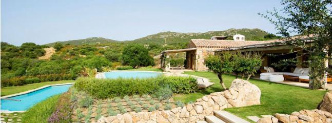 double swimming pool - calandra - Porto Rotondo - rentals
