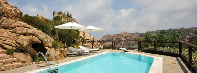 swimming pool - zagara - Costa Paradiso - rentals