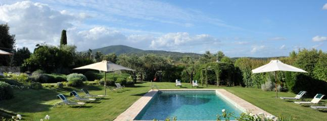 marvelous perfectly mantained garden - rosabianca - Capalbio - rentals