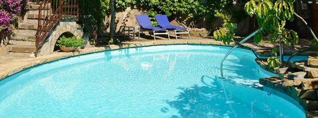 private heated swimming pool - giunone - Positano - rentals