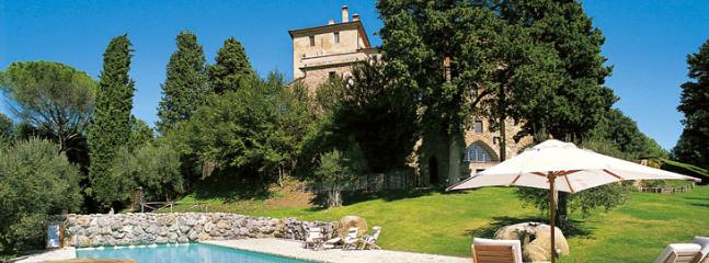 heated swimming pool - i palazzi casale torre - Perugia - rentals