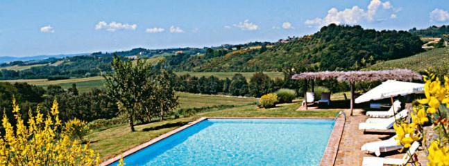 Chianti hills - palazzeto - Siena - rentals