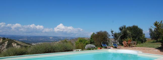 glorious view - poilio - Amelia - rentals
