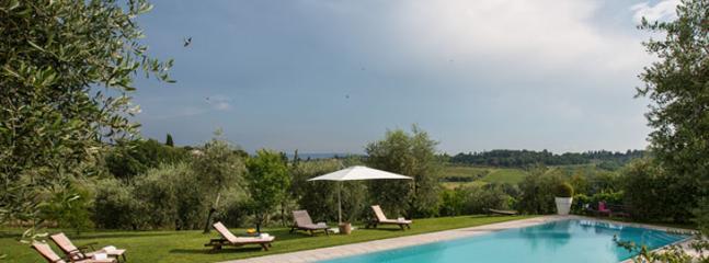 swimming pool - diana - Siena - rentals