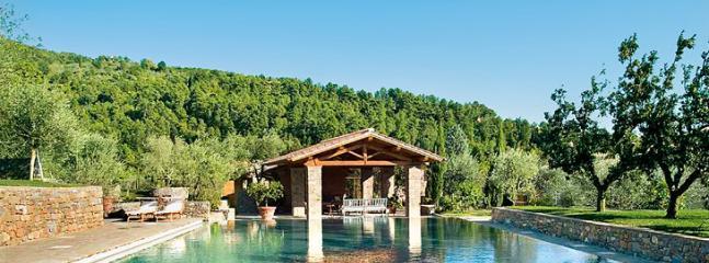 Il Borgo, Noceto, shared pool - il borgo noceto - Reggello - rentals