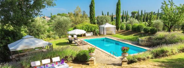 Nice Villa with Internet Access and Shared Outdoor Pool - Sant'Albino vacation rentals