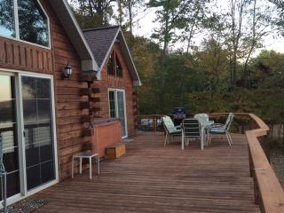 Perfect Cabin with Deck and Internet Access - Magnet vacation rentals