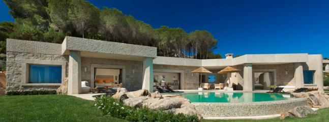 Villa Shardana, private swimming pool - Villa Shardana Pitrizza - Porto Cervo - rentals