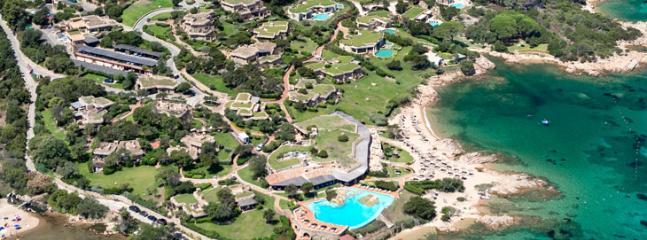 aereal view - Villa Janas Pitrizza - Porto Cervo - rentals