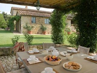 Perfect 6 bedroom Villa in Castelnuovo Berardenga - Castelnuovo Berardenga vacation rentals