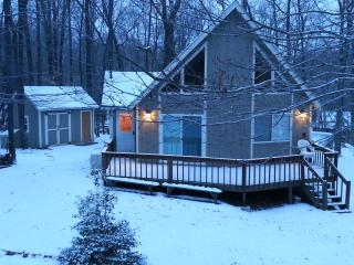 Mountain Chalet With Lots Of Charm - Pocono Lake vacation rentals