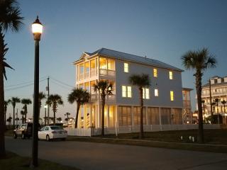 Stunning New Home in Beachtown!  Beach, Steps Away - Galveston vacation rentals