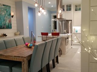 Stunning New Home in Beachtown!  Beach, Steps Away - Galveston vacation rentals