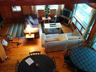Long live the winter! Grand cottage - Saint-Adolphe-d'Howard vacation rentals